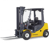 Industrial Counterbalance Truck
